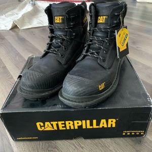 """CATerpillar Mens Fabricated 6"""" Tough Boots / 8.5"""